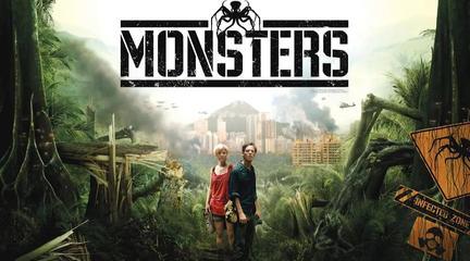 【2010科幻】怪兽 Monsters【720P】【人人影视】